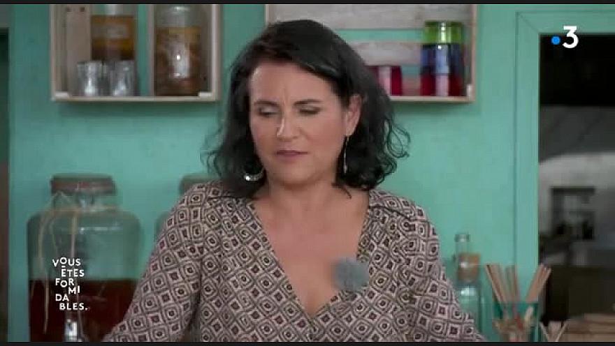 Tv Locale France sur Smartrezo : Naturopathie-Iridologie et Réflexothérapie avec Astrid Romain -  L'équilibre alimentaire