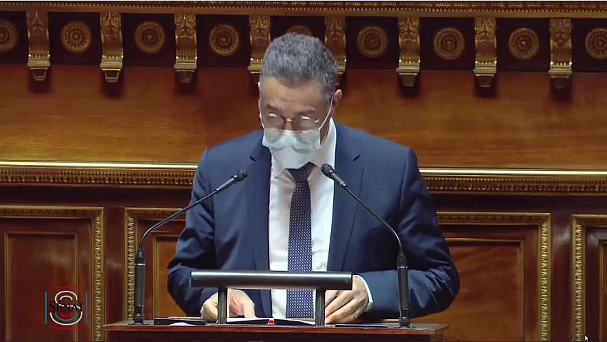 Ecriture Inclusive :  intervention du Sénateur Pierre-Antoine Levi @PALevisenat @jmblanquer