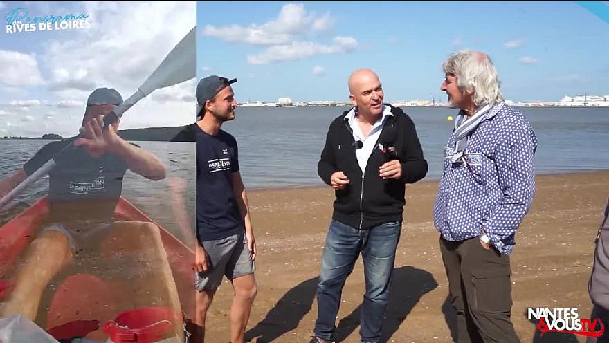 TV Locale Nantes sur Smartrezo :  Descendre La loire en Kayak