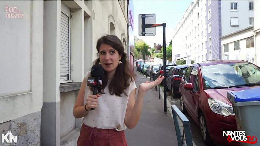 LA NUIT DU THEATRE - Le Théâtre de Jeanne